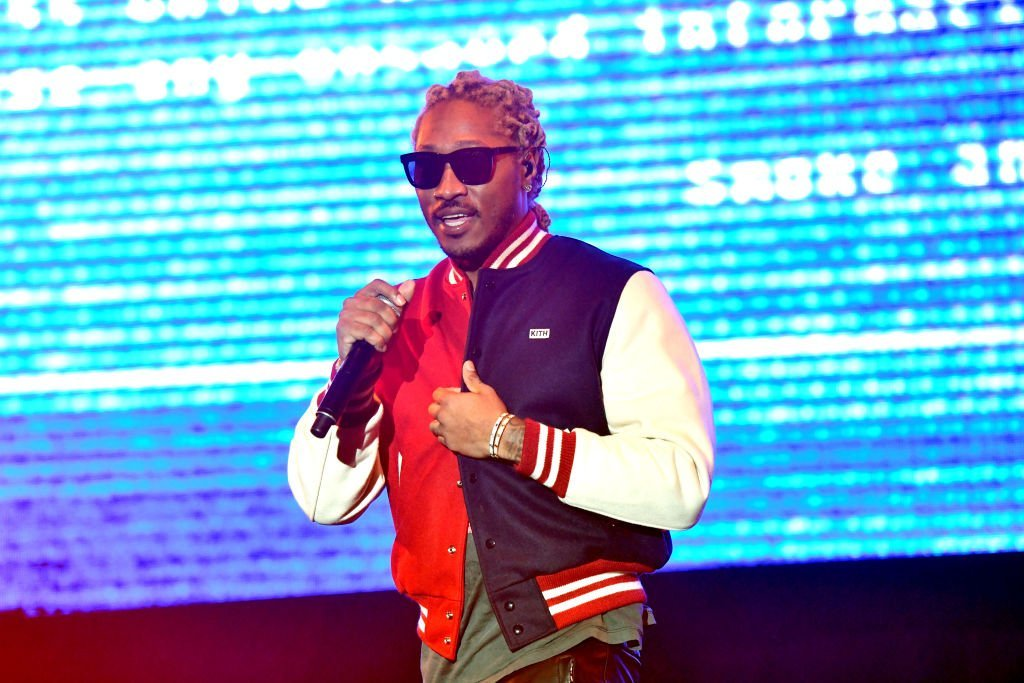 Rapper Future performs onstage during the 92.3 Real Street Festival at Honda Center | Photo: Getty Images