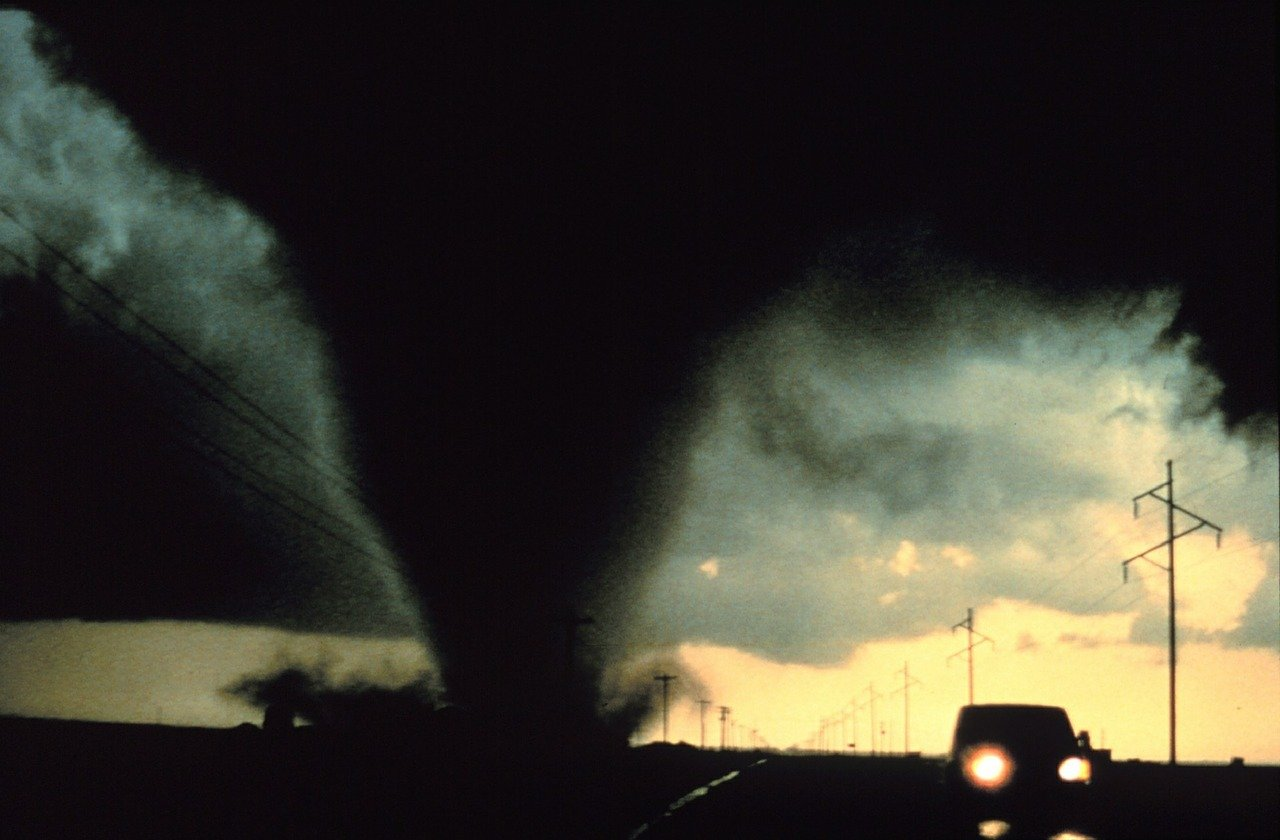 Missouri is right in the heart of Tornado Alley. I Image: Pixabay.