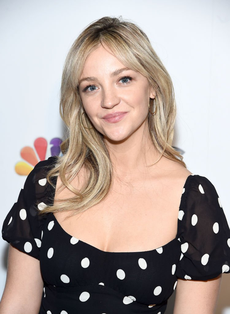 Abbie Elliot attends NBC and The Cinema Society host a party For the casts of NBC Midseason 2020 at The Rainbow Room on January 23, 2020 in New York City. | Source: Getty Images