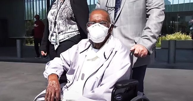 See the Well Wishes Celebrating America's Oldest World War II Veteran on His 111th Birthday