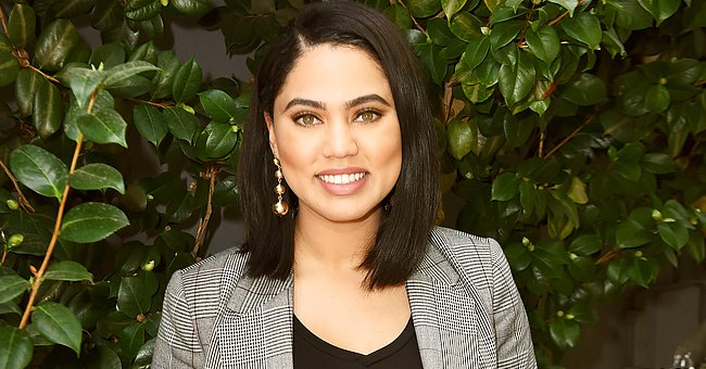 Ayesha Curry Enjoys Painting with Watercolors Alongside Her Husband Steph and Their Three Kids
