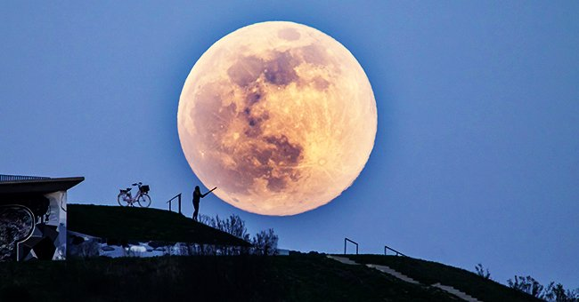 A Full Moon and Partial Lunar Eclipse Will Take Place on the Night of July 4