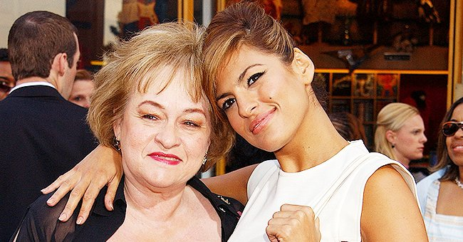 Eva Mendes Recalls Growing up with a Struggling Single Mom