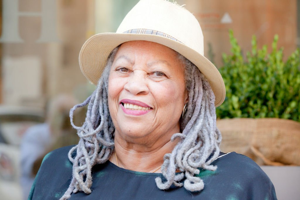 Toni Morrison in Italy in September 2012 | Photo: Getty Images