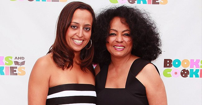 Diana Ross' Daughter Chudney Flaunts Post-Pregnancy Body in New Pic 1 Month after Giving Birth