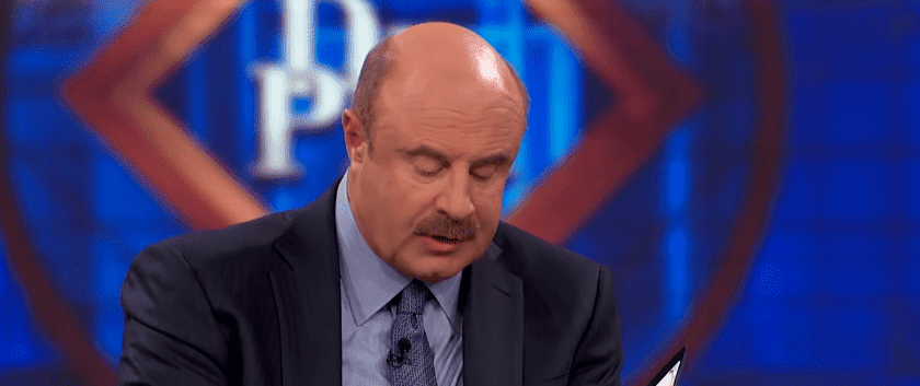 Dr. Phil | Photo: YouTube/Dr. Phil
