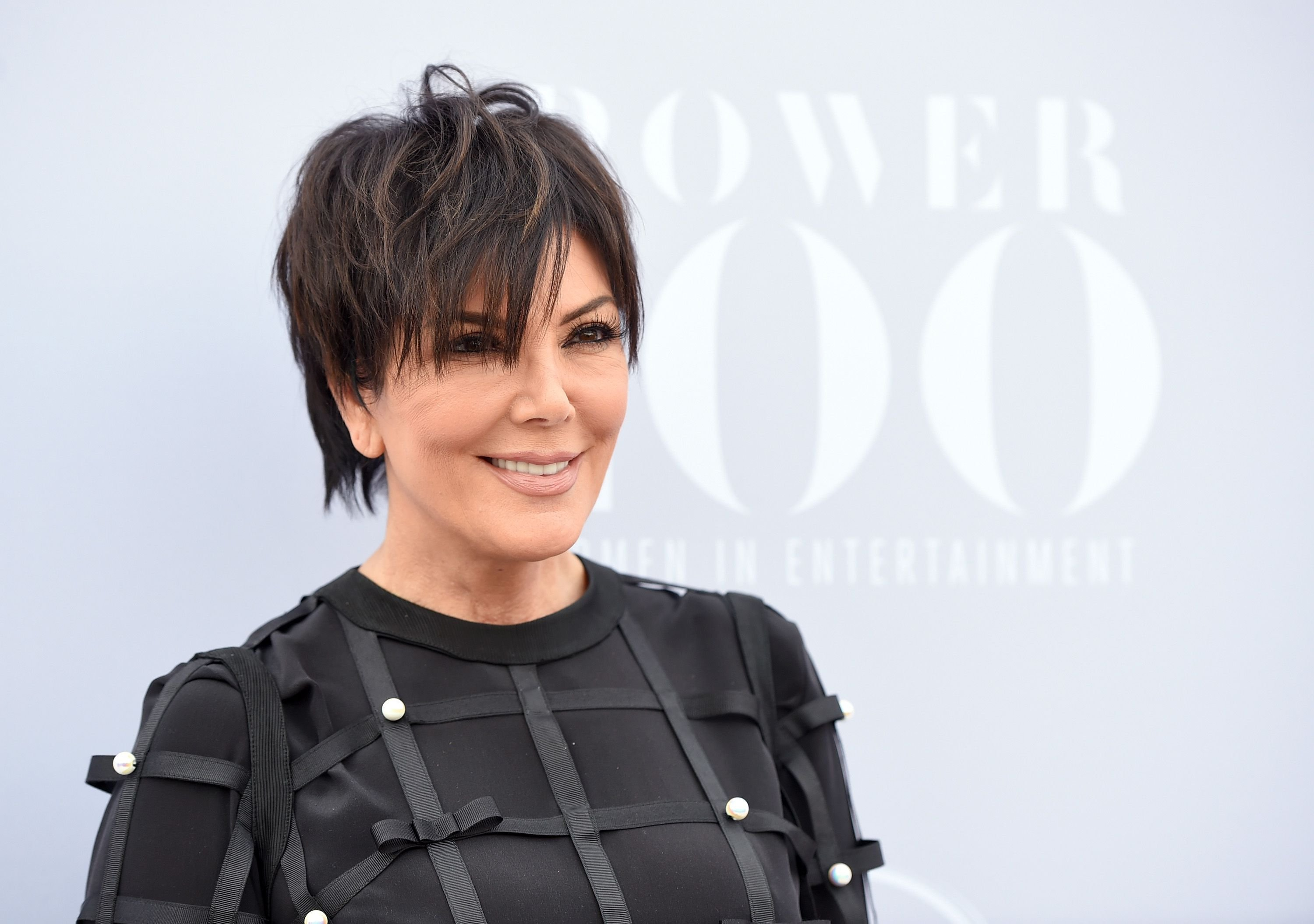 Kris Jenner at the 24th annual Women in Entertainment Breakfast hosted by The Hollywood Reporter at Milk Studios on December 9, 2015   Photo: Getty Images
