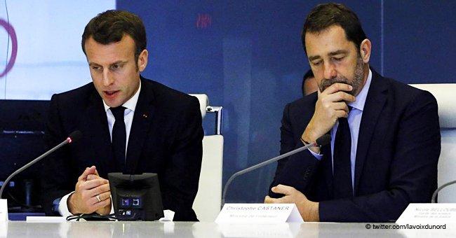 Le Parisien : Castaner sait qu'il n'a plus droit à l'erreur, le dernier avertissement de Macron
