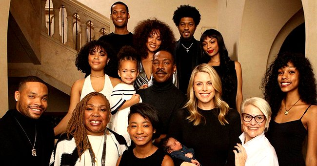 Eddie Murphy's 10 Kids Who He Fathered with 5 Different Women