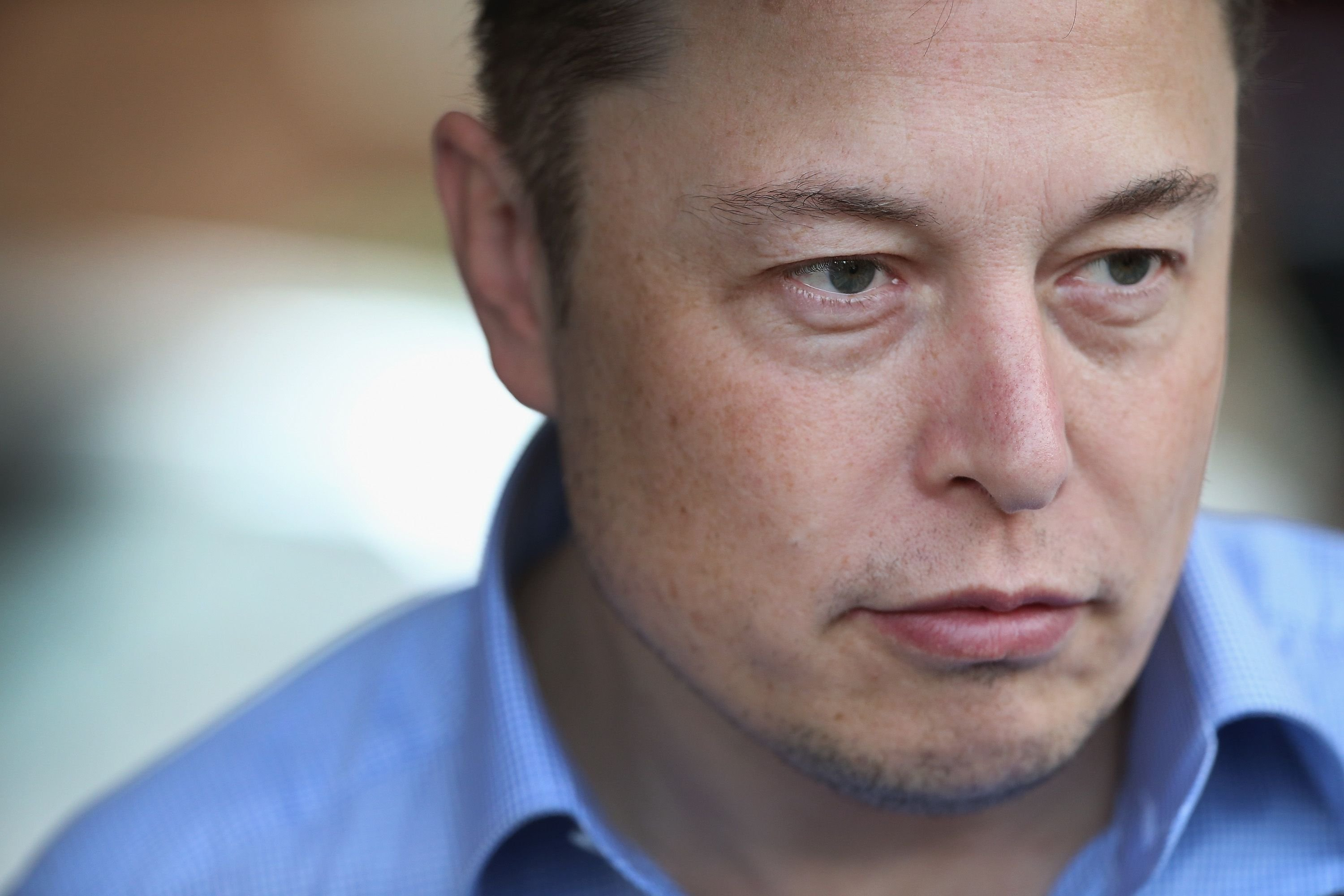 Elon Musk,at the Allen & Company Sun Valley Conference in Sun Valley, Idaho | Photo: Scott Olson/Getty Images