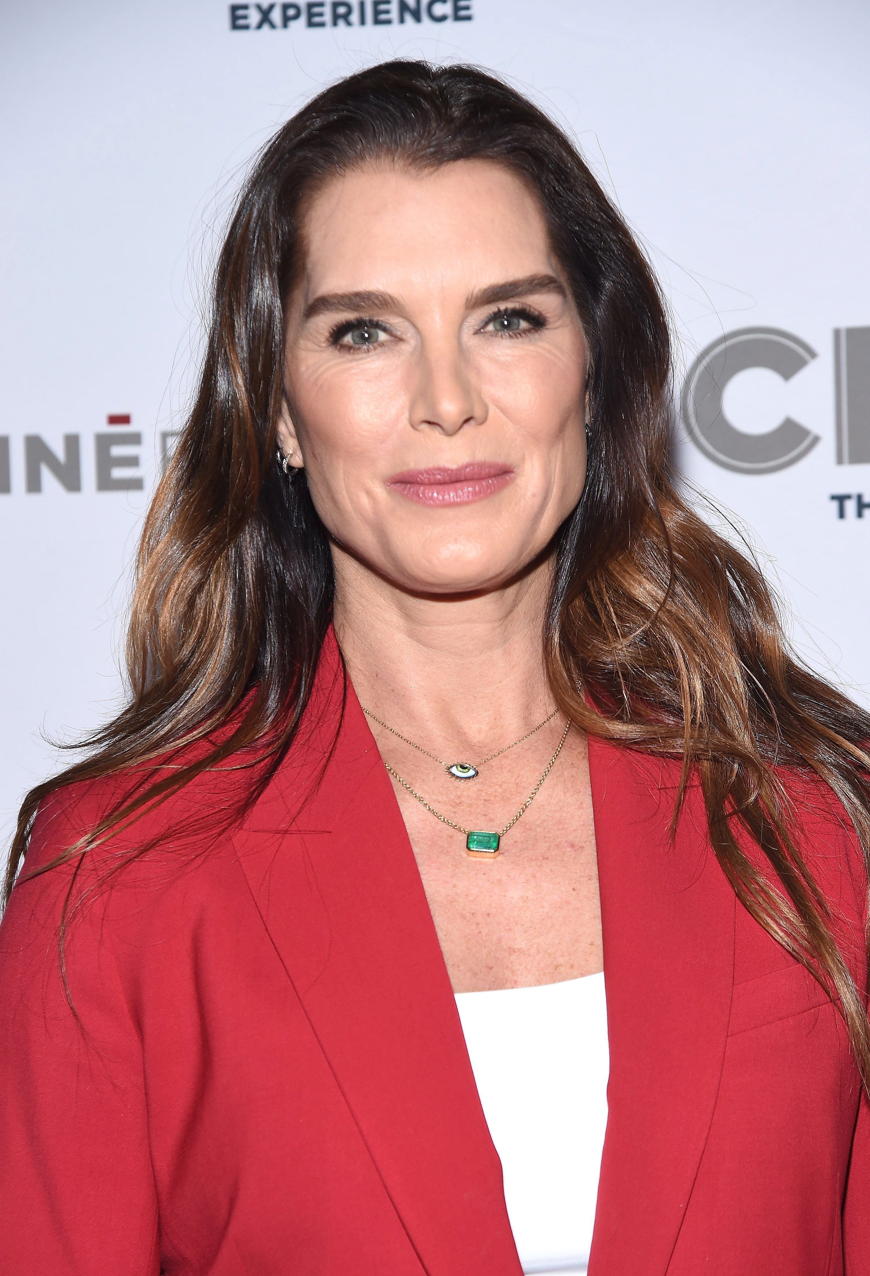 Brooke Shields, CMX CineBistro in New York City, 2018 | Quelle: Getty Images