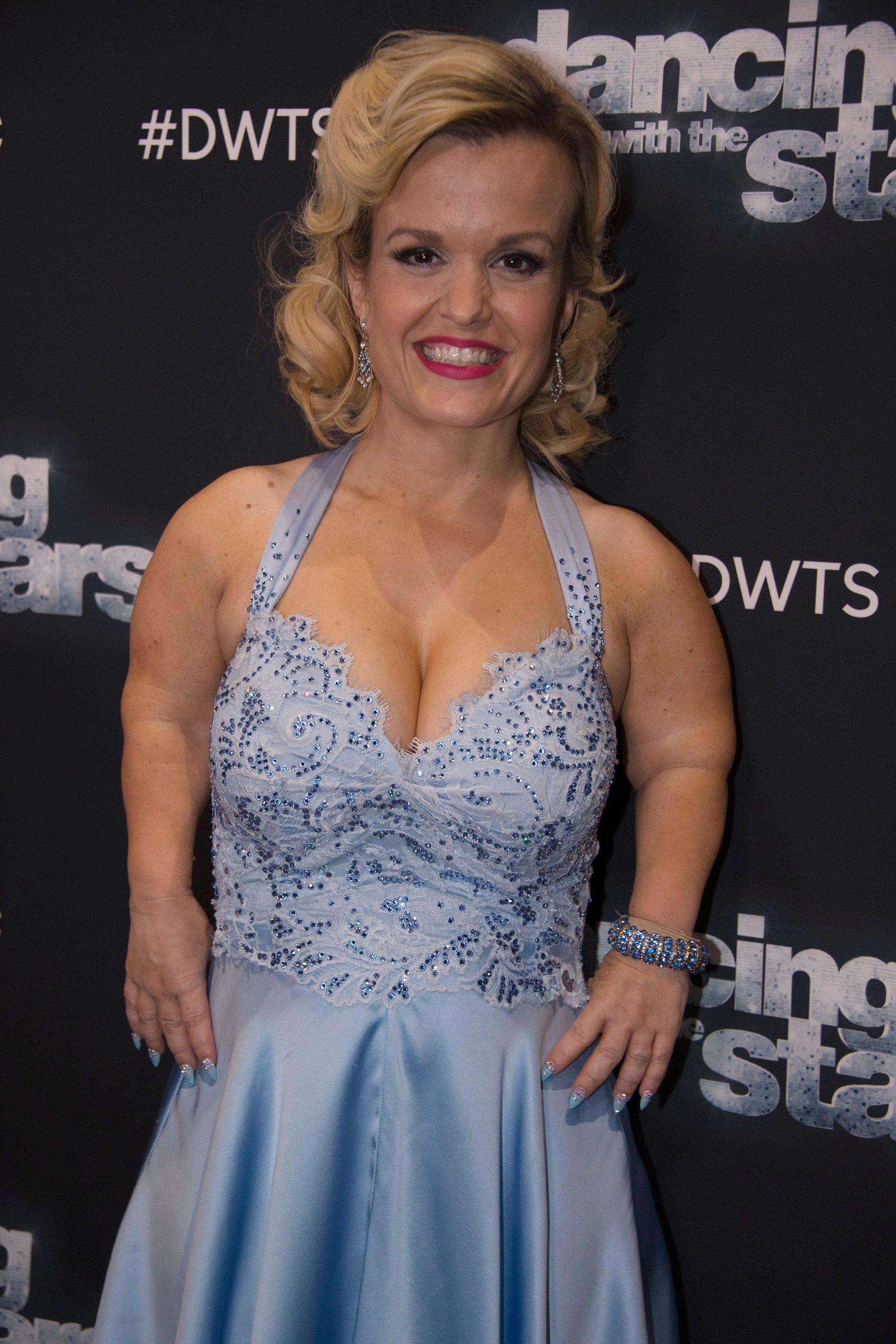 "Terra Jolé on season 23 of ""Dancing with the Stars,"" live on September 19, 2016 