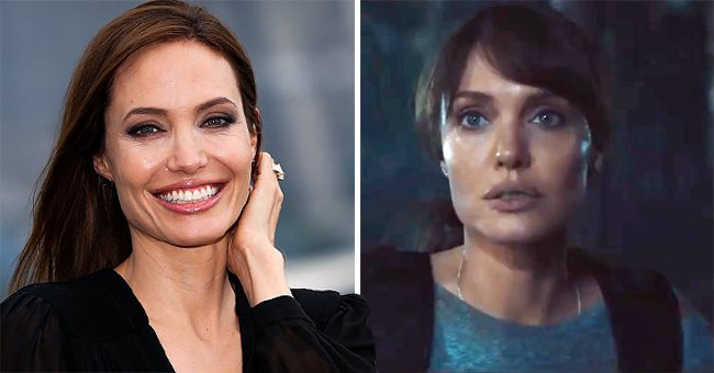 Angelina Jolie Looks Unrecognizable With Bangs In 'Yellowstone' Creator Taylor Sheridan's Movie