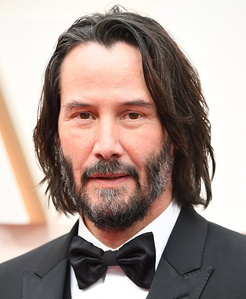 Keanu Reeves at Hollywood and Highland on February 09, 2020 in Hollywood, California. | Photo: Getty Images