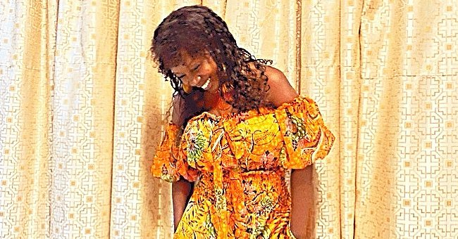 'The Color Purple' Star Akosua Busia Looks Half Her Age Dressed in a Yellow Jumpsuit & Heels