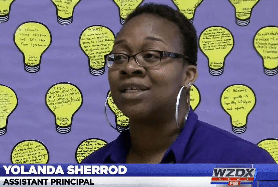 Screenshot of Yolanda Sherrod. | Photo: YouTube/WZDX News
