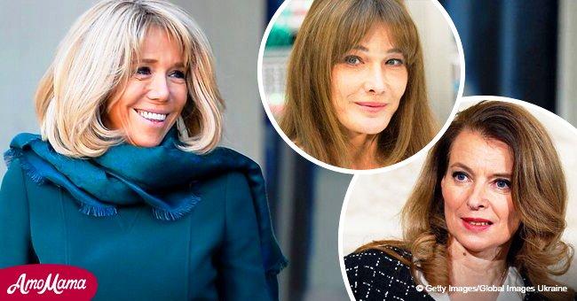 LCI : Brigitte Macron reçoit Valérie Trierweiler et Carla Bruni-Sarkozy pour déjeuner