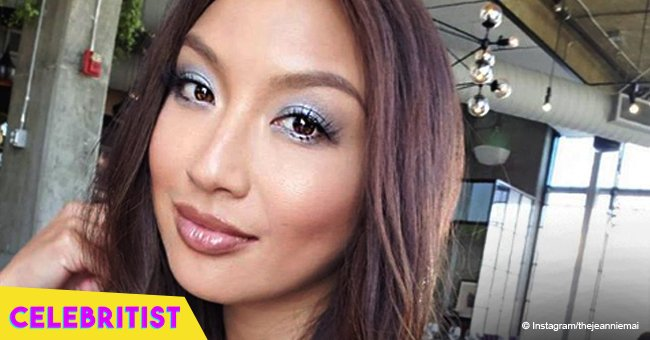 The Real' co-host Jeannie Mai flaunts curves at the gym after gaining considerable weight
