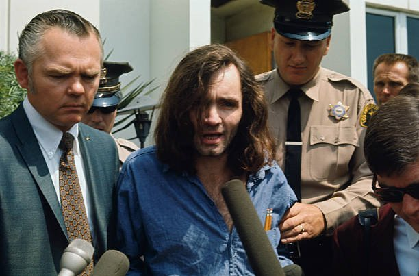 Charles Manson, former cult leader | Photo: Getty Images