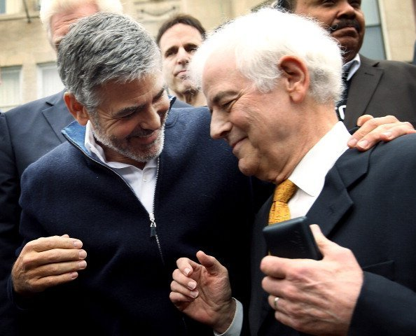 George Clooney et Nick Clooney | Photo:Getty Images