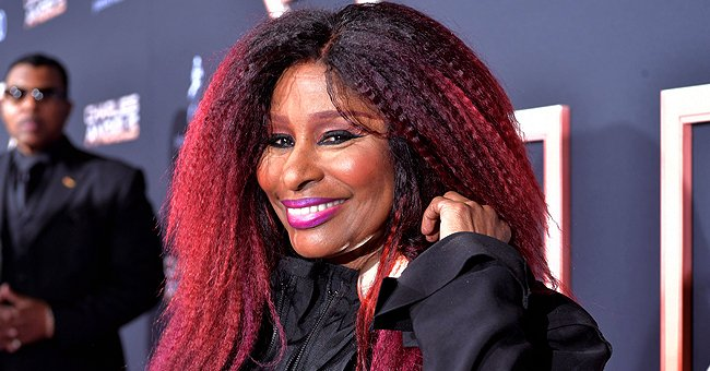 Chaka Khan's Great-Grandson Innocently Holds Sign in New Photos Taken Amid Protests