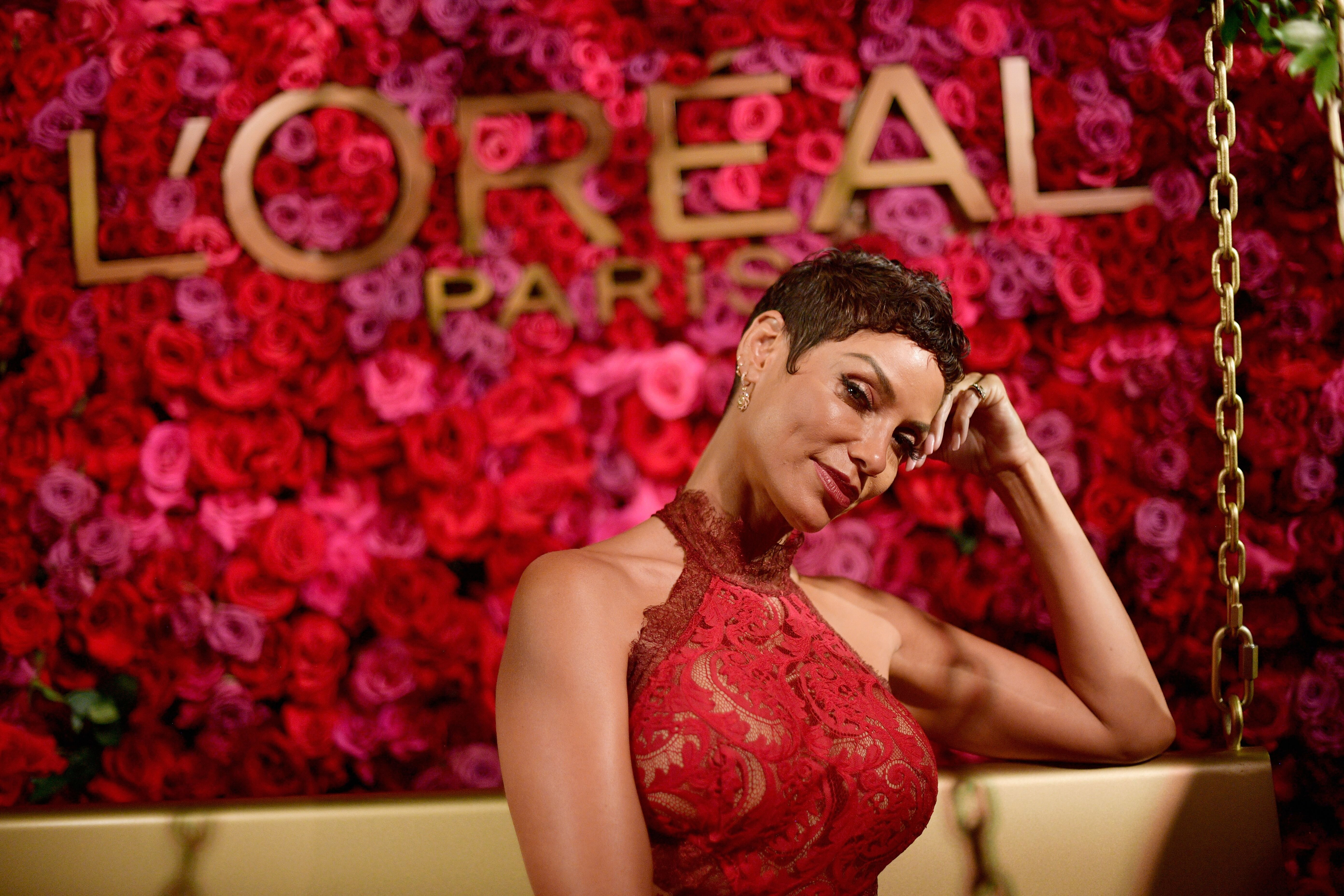 Nicole Mitchell Murphy attends the 2018 Pre-Emmy Party hosted by Entertainment Weekly and L'Oreal Paris at Sunset Tower on September 15, 2018 in Los Angeles, California. | Source: Getty Images