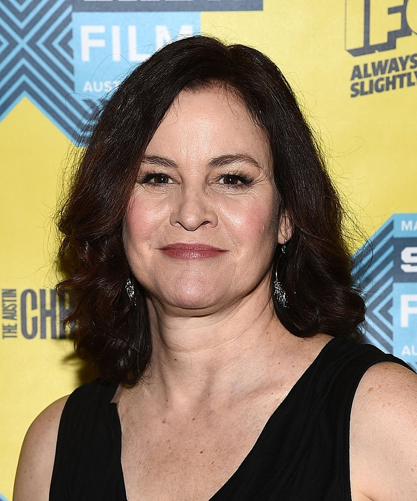 "Ally Sheedy attends ""The Breakfast Club"" 30th Anniversary Restoration world premiere on March 16, 2015. 