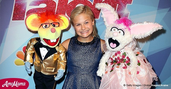 'AGT' Winner Darci Lynne Won yet Another Man's Heart with Her Romantic Serenade