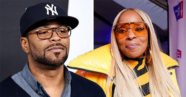 Method Man and Mary J Blige Reunite after 25 Years on the Upcoming Season of 'Power Book II'