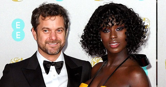 Jodie Turner-Smith from 'Queen & Slim' Wore Plunging Yellow Dress That Covered Her Baby Bump on BAFTAs 2020 Red Carpet