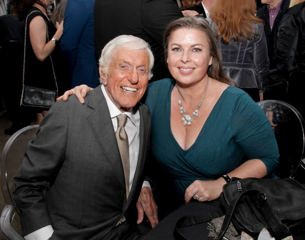 """Dick Van Dyke and wife Arlene Silver attend the premiere of HBO's """"If You're Not In The Orbit, Eat Breakfast"""" in Beverly Hills, California on May 17, 2017 