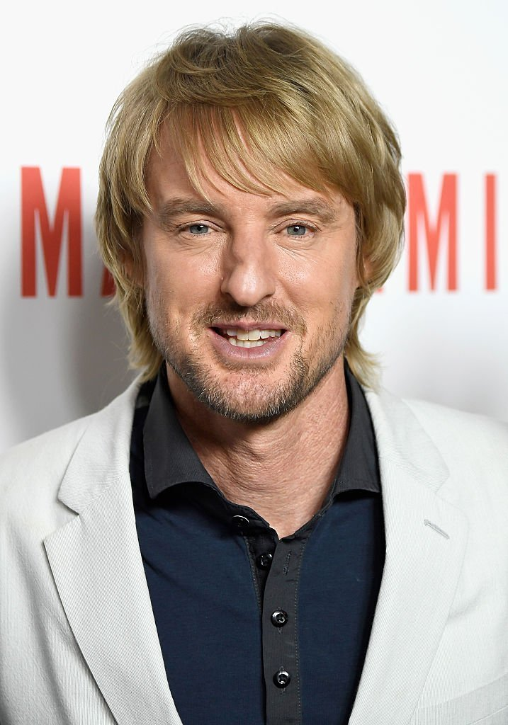 "Owen Wilson arrives at the Premiere of Relativity Media's ""Masterminds"" at TCL Chinese Theatre 