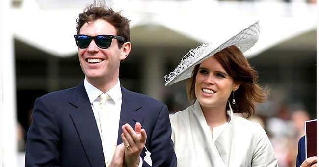 Princess Eugenie Shares Precious Photo with Baby August during a Walk in the Park