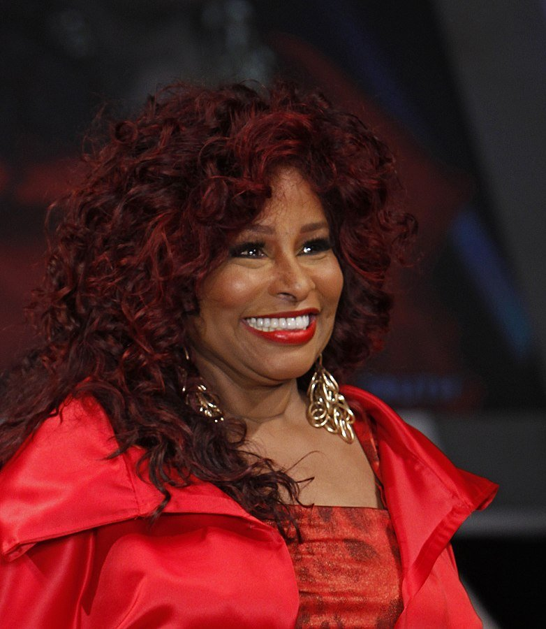 Chaka Khan in Chris March. | Photo: Wikimedia Commons Images