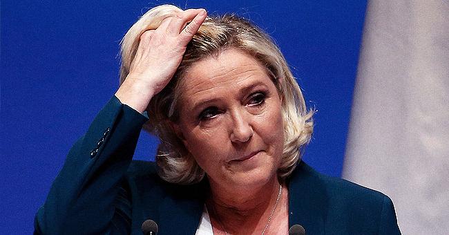 Marine Le Pen quitte précipitamment le studio avant la chronique de Charline Vanhoenacker