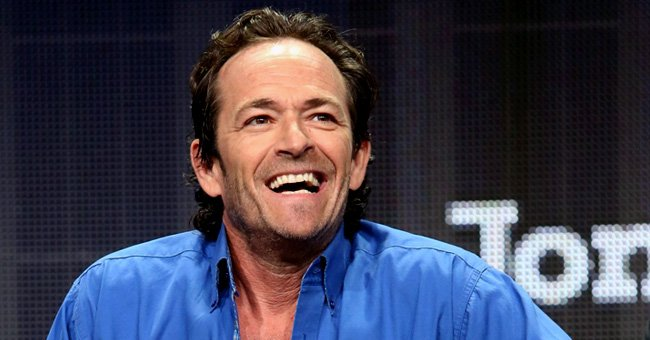 Look through Luke Perry's Journey to Becoming Iconic 'Beverly Hills, 90210' Heartthrob