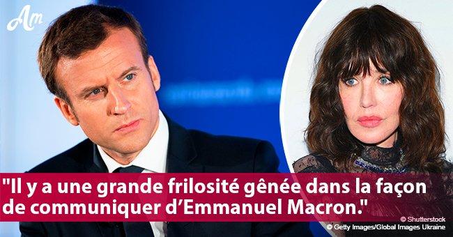 Gilets jaunes: Isabelle Adjani attaque violemment Emmanuel Macron sur sa façon de communiquer