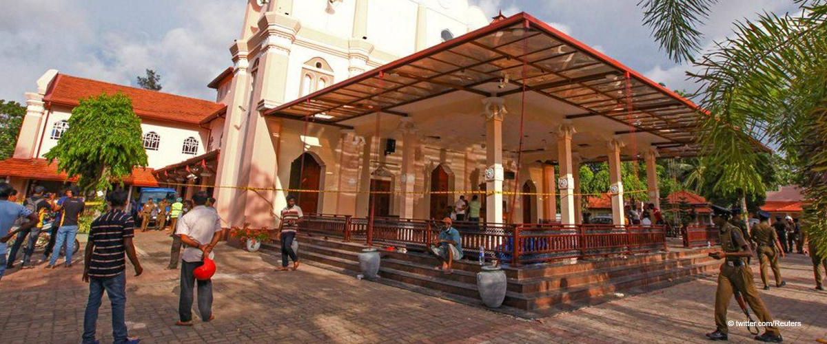 TV Chef & Americans Part of Victims Of Sri Lanka Church & Hotel Massacre