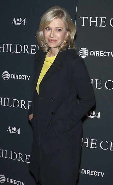 Diane Sawyer at the 'The Children Act' New York premiere  in New York City. | Photo: Getty Images