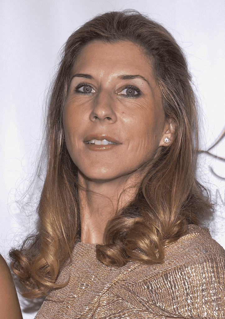 NEW YORK, NY - 06 SEPTEMBRE: Monica Seles assiste au bal international 2013 du Tennis Hall Of Fame Legends Ball le 6 septembre 2013 à New York. | Photo : Getty Images