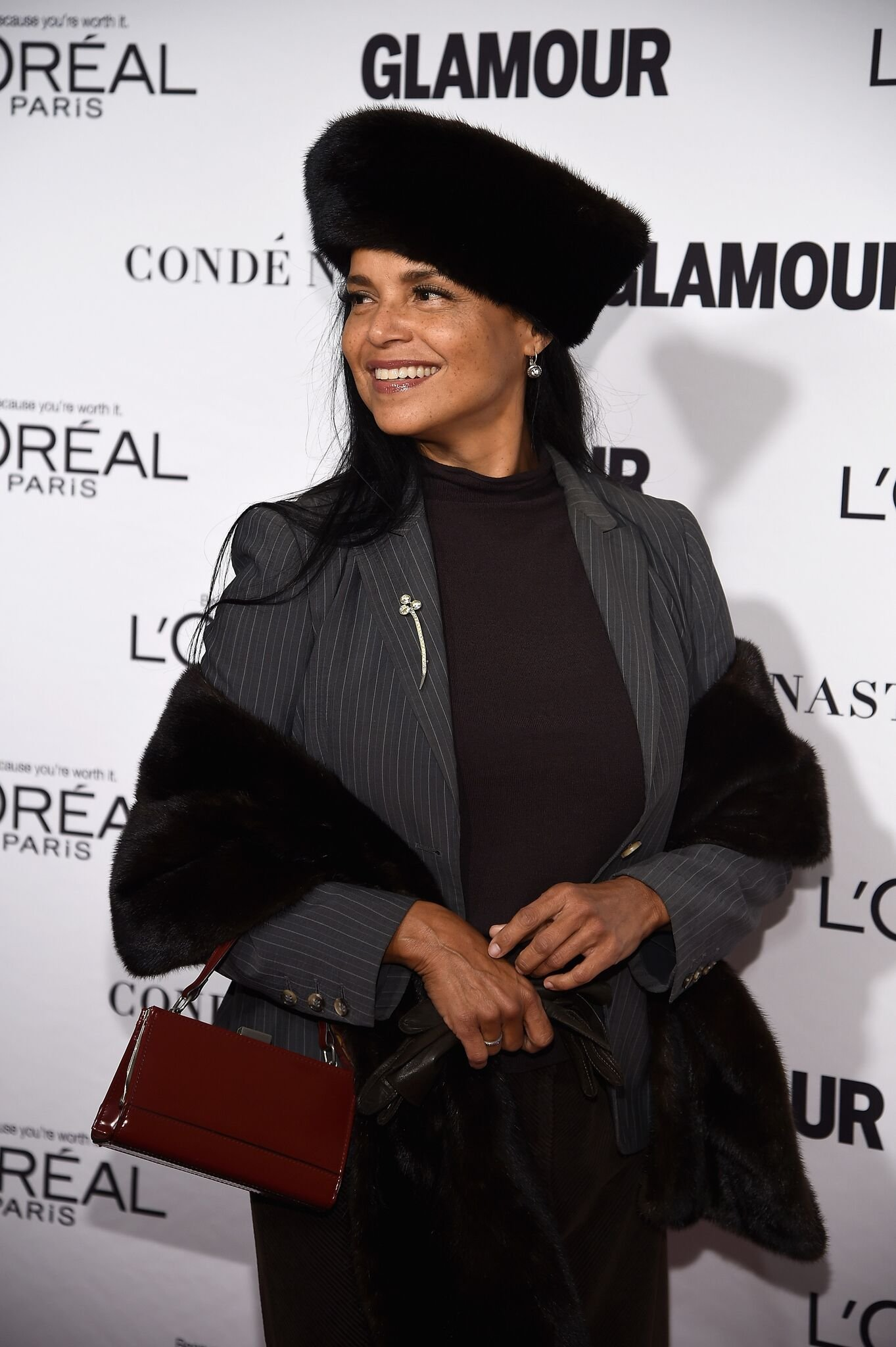 Actress Victoria Rowell attends the Glamour 2014 Women Of The Year Awards at Carnegie Hall  | Getty Images