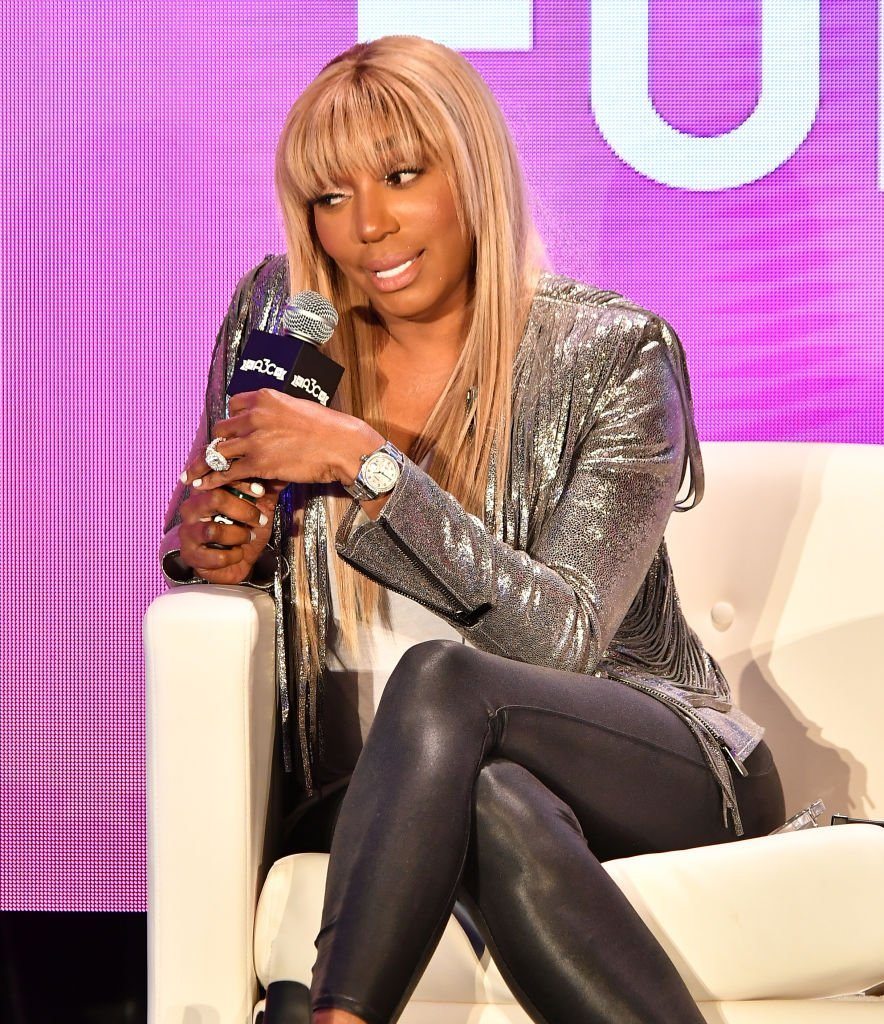 NeNe Leakes speaks onstage during A3C Festival & Conference at AmericasMart | Photo: Getty Images