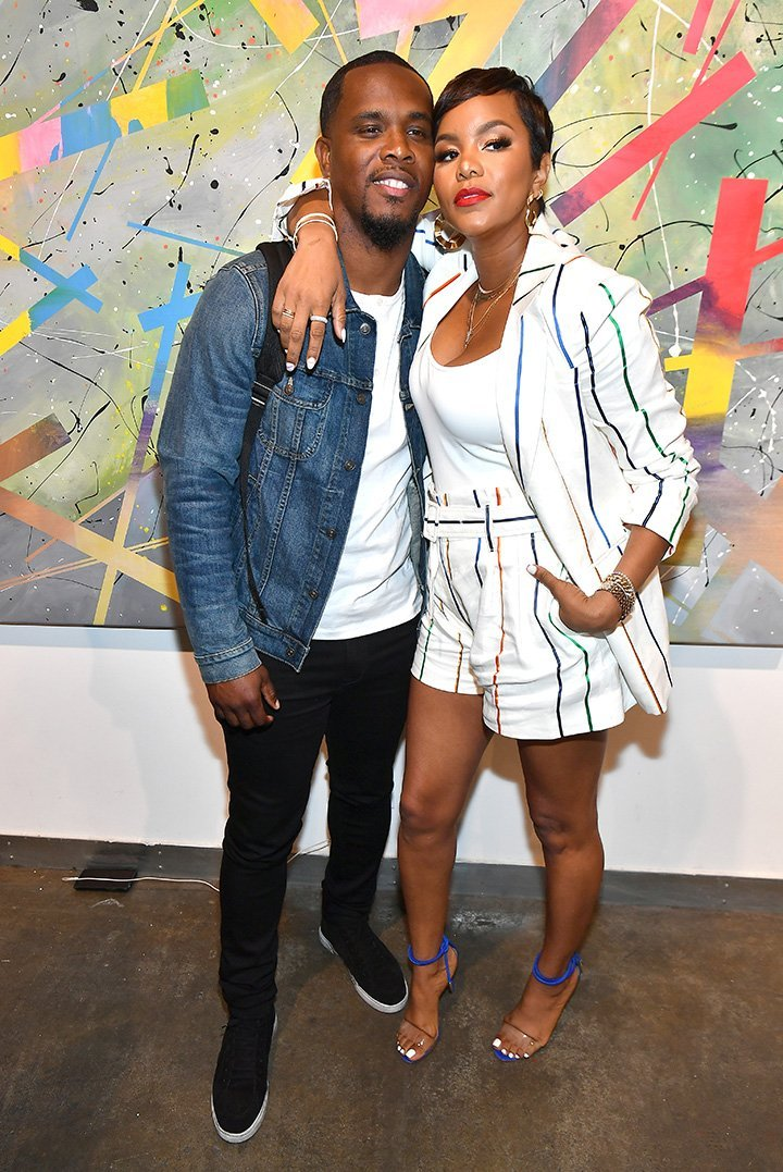Tommicus Walker and LeToya Luckett Walker attend the 2019 Black Love Summit at Mason Fine Art Gallery on July 20, 2019 | Photo: Getty Images.