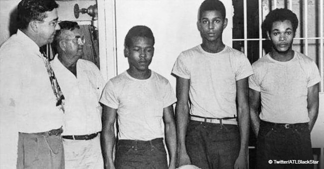 Florida finally pardons 4 black men accused of raping a teenager in 1949