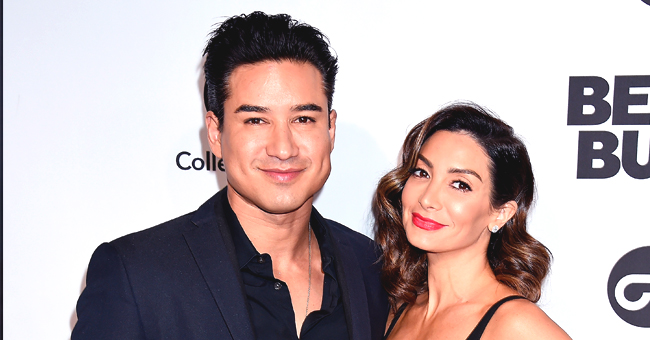 Mario Lopez Shares Photo of Newborn Son Santino a Week after His Birth