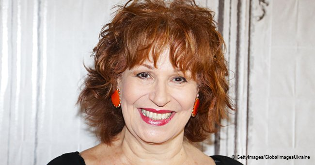 Joy Behar Not Only Has a Look-Alike Daughter - Her 7-Year-Old Grandson Is Also Her Carbon Copy