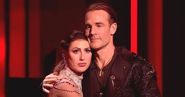 Ally Brooke Offers to Be Sent Home Instead of James Van Der Beek during Emotional Semifinals Episode of DWTS