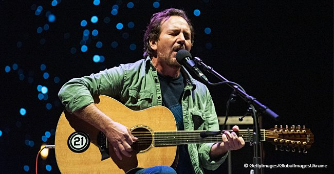 Eddie Vedder Sings a Song from 'A Star Is Born' and His Performance Is Pure Gold