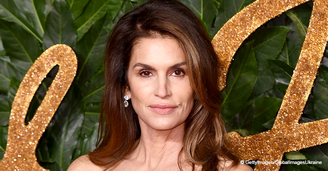 53-Year-Old Cindy Crawford Shares a Video without Any Makeup Showing Her Beauty Routine
