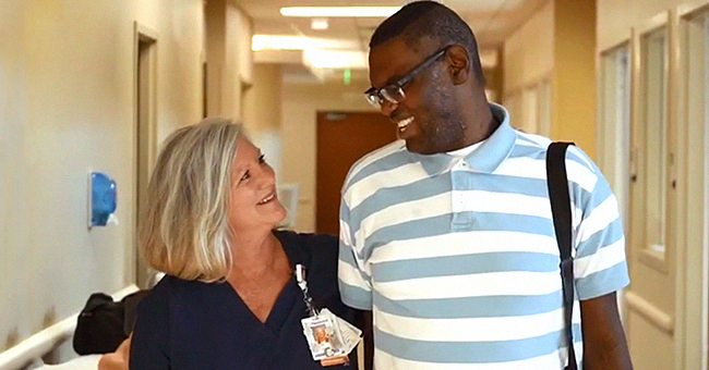 Georgia Nurse Lori Wood Adopts Man with Autism so He Can Receive a Life-Saving Heart Transplant